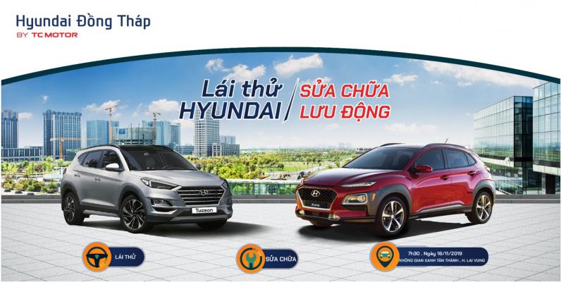 đăng ký lái thử và cảm nhận tại cafe không gian xanh huyện Lai Vung