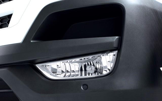Đèn sương mù thiết kế hiện đại và tinh tế của Hyundai